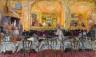 Édouard Vuillard / The Café Wepler / c. 1905