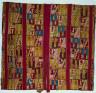 Peru, South Coast, Huari-Tiahuanaco Style, Middle Horizon, c. 700-1100 A.D. / Poncho / c. 700-1100