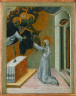 Giovanni di Paolo / St. Catherine of Siena Invested with the Dominican Habit / 1460s