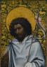 Robert Campin / John the Baptist / early 1410s