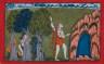 Indian, Pahari Hills, Nurpur / Sugriva (Monkey General) Challenges his Brother Bali / c. 1720