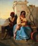 Léopold Robert / Italian Musicians / 1831