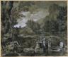Pierre Henri de Valenciennes / Classical Landscape / 1779