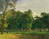 Ferdinand Georg Waldmüller / View in the Prater, Vienna / c. 1831