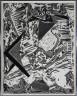 Frank Stella / Swan Engraving III / 1982
