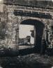 Rev. Calvert Richard Jones / Arch in Farmyard, Swansea / 1845