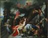 Gerard de Lairesse / Hermes Ordering Calypso to Release Odysseus / c. 1670