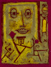 Paul Klee / God of War / 1937