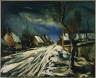 Maurice de Vlaminck / Village in the Snow / c. 1927