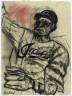 R. B. Kitaj / Self-Portrait as a Cleveland Indian / 1994