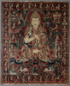 Tibet, early 16th Century / Tsong-Kha-Pa, Founder of the Ge-Lug-Pa: Thangka / c. 1500