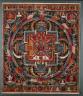 Central Tibet, Ngor Monastery, 15th Century / Mandala of Vajradakini / late 1400s