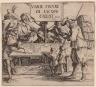 Jacques Callot / Various Figures / 1623