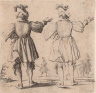 Jacques Callot / Officer / 1623