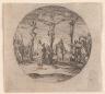 Jacques Callot / The Crucifixion / 1631