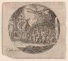 Jacques Callot / Descent into Hell / 1631