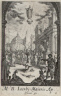 Jacques Callot / Martyrdom of St. James Major / n.d.