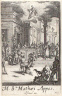 Jacques Callot / Martyrdom of St. Matthew / 1632