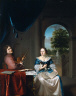 Pieter Cornelisz van Slingeland / Jan van Musschenbroek and His Wife / 1688