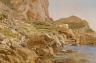 Christen K?bke / Marina Piccola, Capri / 1839-40