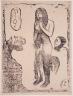 Paul Gauguin / Eve / 1898-99
