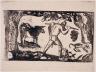 Paul Gauguin / Le Porteur de Féï (Tahitian Carrying Bananas) / 1898-99