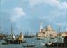 Giovanni Antonio Canal (called Canaletto) / San Giorgio Maggiore:from the Bacino di S. Marco / about 1726-30