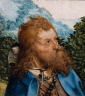 Master of the Saint Bartholomew Altarpiece / Saint James the Great of Compostella / not dated