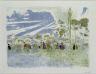 Edouard Vuillard / Crossing the Field / 1899