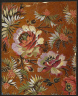 Jean François Bony / [One of] 23 Floral embroidery designs / late 18th-early 19th century