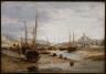 Louis Gabriel Eugène Isabey / Harbor View / about 1850