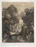 Rodolphe Bresdin / The Good Samaritan / 1861