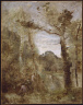Jean-Baptiste Camille Corot / Bathers in a Clearing / about 1870-75