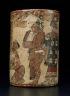 Artist not recorded / Cylinder vase / A.D. 600-800
