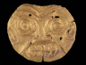 Artist not recorded / Embossed gold disk / A.D. 700-1520