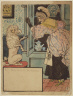 Walter Crane / Old Mother Hubbard went to the cupboard / not dated