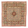 Artist not recorded / Pieced quilt / Early nineteenth century