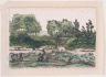 Jean-François Millet / Orchard Fence near Vichy / 1867