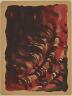 Georgia O'Keeffe / Red and Black / 1916