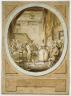François Marie Isidore Queverdo / La Danse / 1772