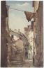 Achille Joyau / Street in Old Town / 19th Century