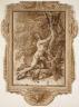 Salvator Rosa / Milo of Croton / about 1666