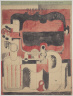 Le Corbusier (Charles Eduoard Jeanneret) / Abstraction (Violins and Bottles) / 1925