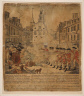 Paul Revere, Jr. / The Bloody Massacre / 1770