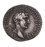 Artist not recorded / Coin with bust of Hadrian / A.D. 117-138