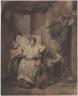 Domenico Induno / The Rosary / 1865