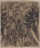 Otto Dix / French Cemetery / 1916