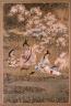 Iwasa Matabei / Partying Beneath Blossoming Cherry Trees / Kan'ei era (1624-1644)