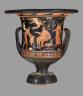 Hippolyte Painter / Calyx-krater / about 345-335 B.C.