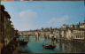 Bernardo Belotto / The Ponte Vecchio, Florence / not dated